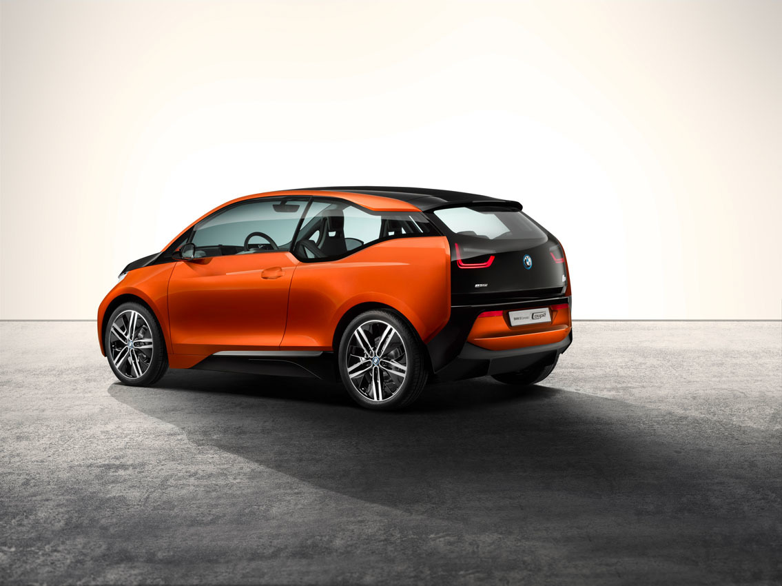 Foto de BMW i3 Concept Coupé (4/25)