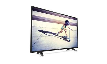 Philips 49PFT4132, una TV básica, pero con 49 pulgadas Full HD que PcComponentes nos deja en sólo 299 eueros