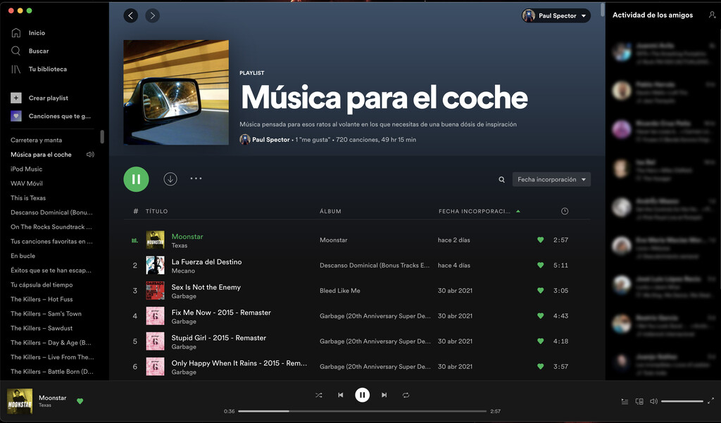 Spotify renueva su aplicación para Windows 10 y macOS: con nuevo reproductor, ahora es más fácil crear listas