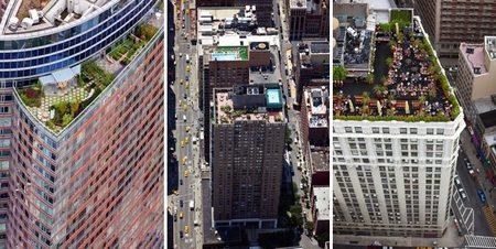 En Nueva York sí que saben aprovechar las azoteas