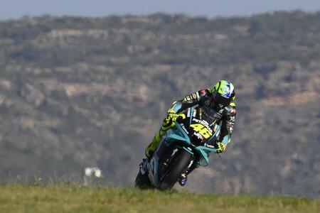 Rossi Aragon Motogp 2021 2