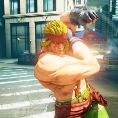 Foto 9 de 12 de la galería alex-street-fighter-v en Vida Extra