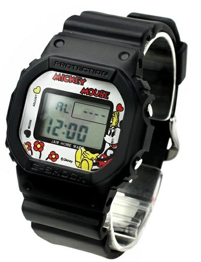 Reloj G-Shock de Mickey Mouse