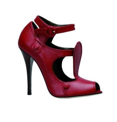 Zapatos Carolina Herrera Otoño-Invierno 2010/2011