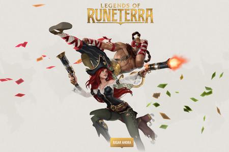 Legends of Runeterra, el juego de cartas de League of Legends, ya se puede descargar en Google Play y la App Store