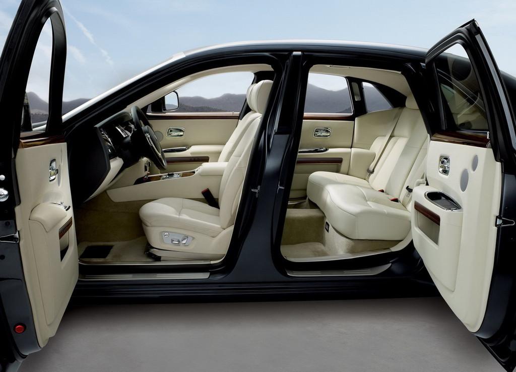 Foto de Rolls-Royce Ghost (6/9)