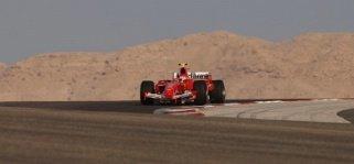 Badoer más rápido que nadie en Bahrein