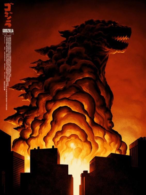 Foto de Carteles de la película 'Godzilla' (5/18)