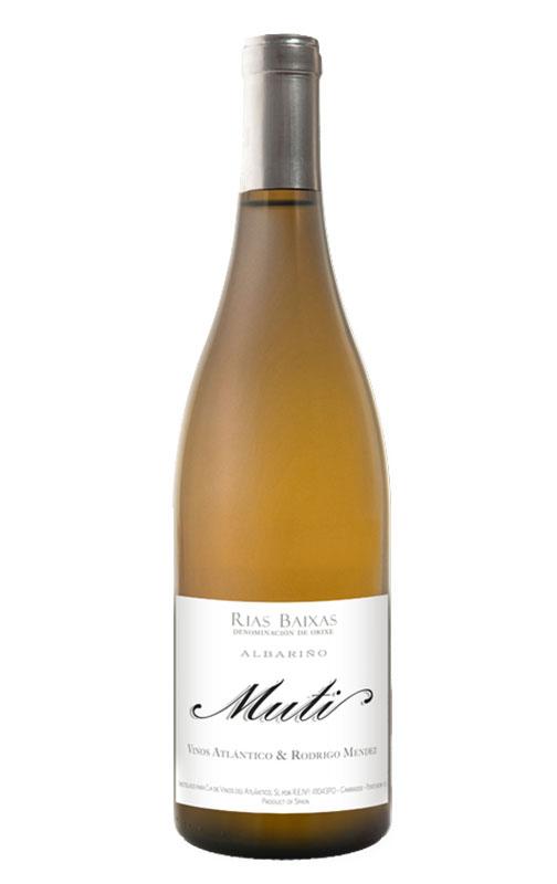 Muti 2016. Compañía de Vinos del Atlántico. DO Rías Baixas