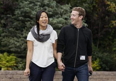 7 razones por las que me parezco (o me gustaría parecerme) a Priscilla Chan, la mujer del fundador de Facebook