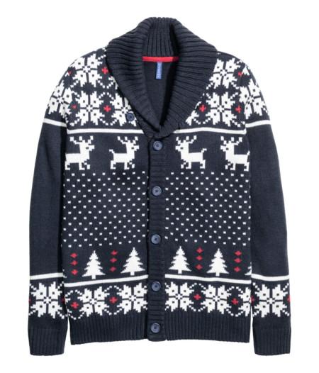 c8eecaa039061 H M nos presenta los suéteres festivos para celebrar navidad
