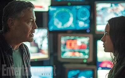 'Tomorrowland', primeras imágenes de la película de Brad Bird con George Clooney