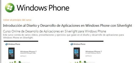¿Quieres aprender a programar para Windows Phone? Curso Online Gratuito