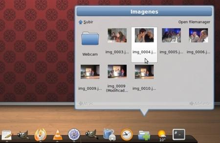 Avant Window Navigator - navegador de archivos