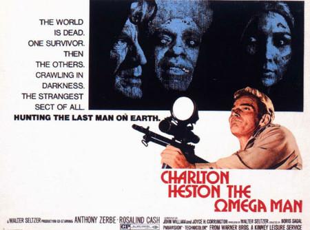 Ciencia-ficción: 'El último hombre vivo', de Boris Sagal