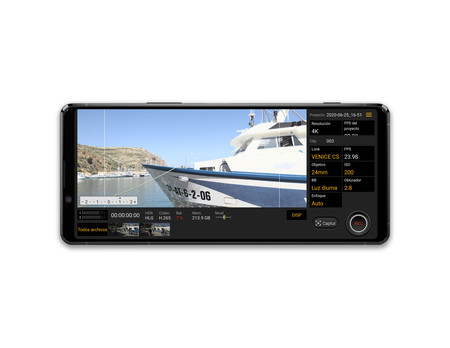 Sony Xperia 1 Ii Int Video Pro