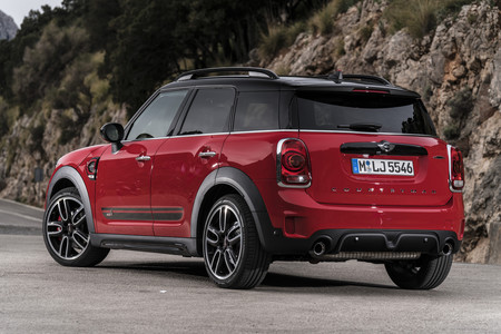 Mini Countryman John Cooper Works 12