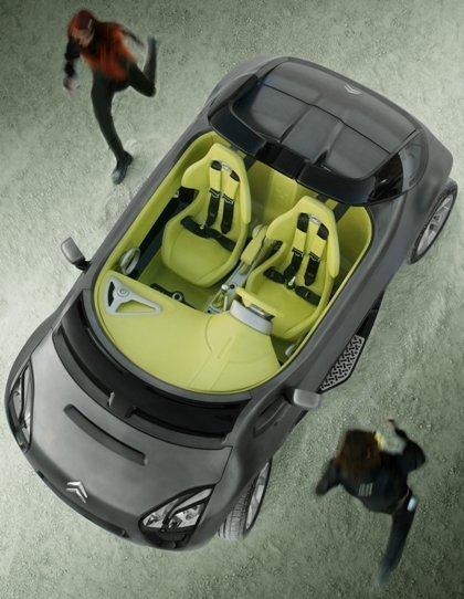 Citroën C Buggy