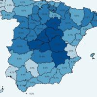 Al menos uno de cada diez españoles ya han tenido el COVID-19: los nuevos resultados del estudio nacional de seroprevalencia elevan al 9,9% la prevalencia acumulada