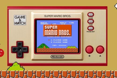 11 secretos y curiosidades de Game & Watch: Super Mario Bros. para disfrutar más y mejor de la nueva consola retro de Nintendo