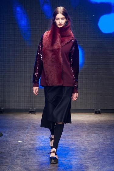 DKNY colección Otoño-Invierno 2014/2015