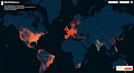 Mapa Am