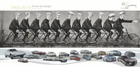 Opel: 50 años de diseño propio
