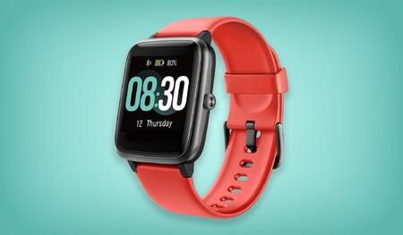 UMIDIGI Uwatch3, reloj inteligente con sensor de ritmo cardiaco por tan solo 399 pesos en Amazon México: más de 50% de descuento