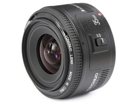 Las esperadas ópticas Yongnuo de 50 mm f/1.8 y 35 mm f/2 ya tienen fecha de salida para monturas Nikon F