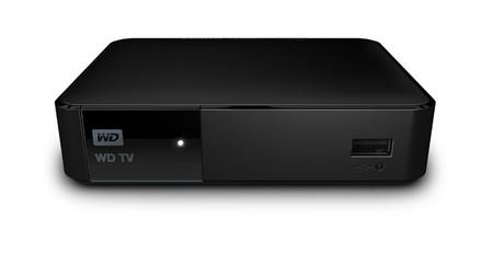 WD TV, el nuevo reproductor multimedia de Western Digital