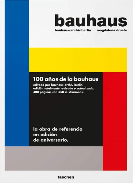 100 Anos De Bauhaus Libros San Jordi