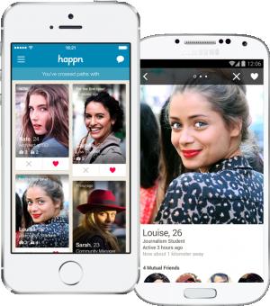 Happn: una red social para saber quién es esa persona con la que te has cruzado en la calle