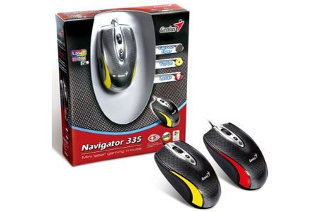 Genius Navigator 335