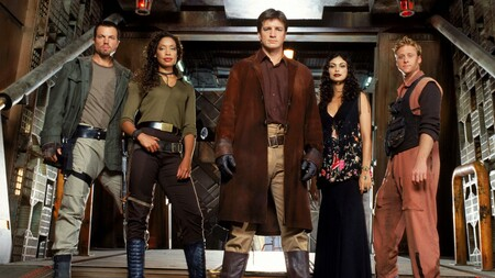 Firefly Serenity Crew