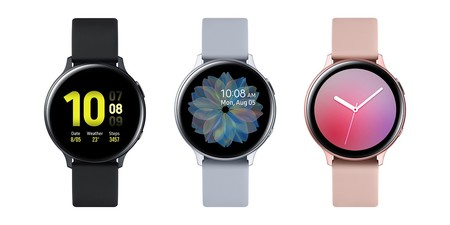 Samsung Galaxy Watch Active2 Aluminio 40 Mm
