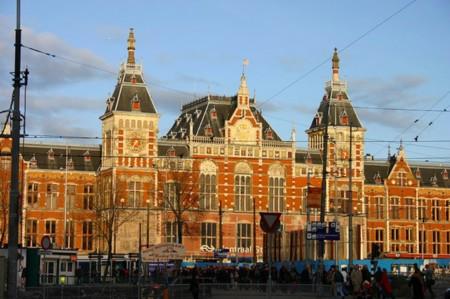 Estación tren Amsterdam