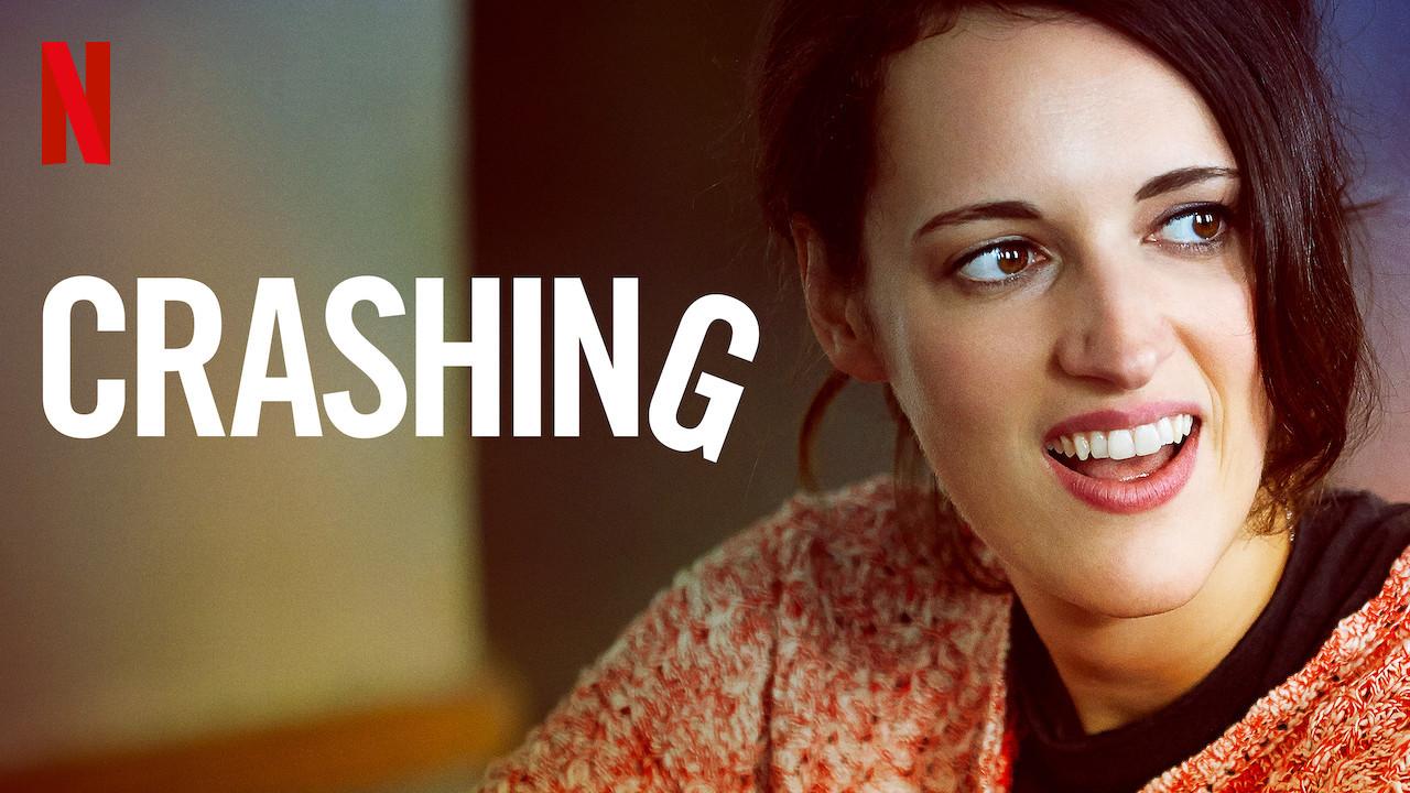 Crashing (2016) crítica: Phoebe Waller-Bridge en Netflix, sin el ...