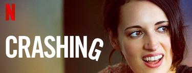 'Crashing': la serie de Phoebe Waller-Bridge en Netflix carece del ingenio de 'Fleabag' pero es una comedia ideal para maratón