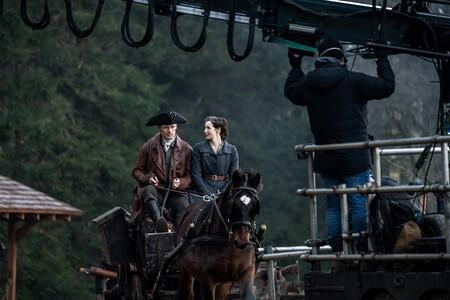 """'Outlander' arranca el rodaje de su temporada 6: tenemos la primera imagen de los nuevos episodios y prometen una """"revolución"""""""