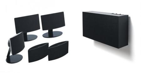Jamo A 101 HCS 5 Home Cinema Systems
