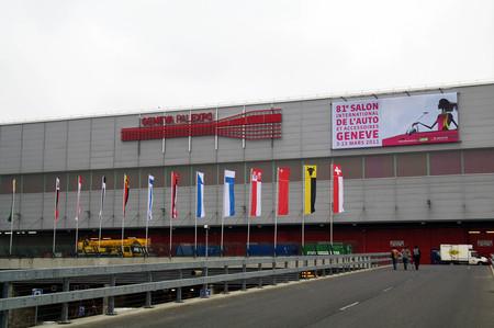 Geneva Palexpo el futuro de los salones de coches