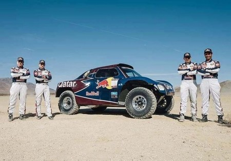 Red Bull Qatar Team