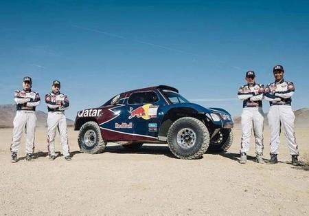 Red Bull Qatar Team