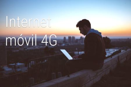 Internet móvil 4G como alternativa al ADSL o fibra: así quedan las mejores tarifas en 2021