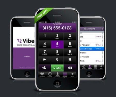 Viber incluido entre las aplicaciones que facilitan datos personales sin autorización