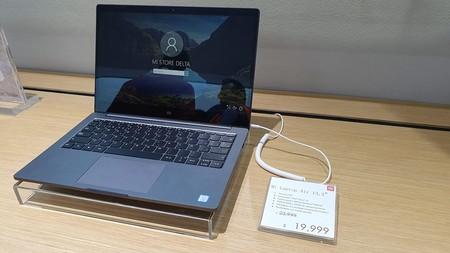 Xiaomi Mi Air Laptop Mexico Precio