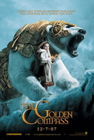 Teaser póster de 'The Golden Compass'