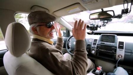 Así funciona el coche sin conductor de Google en la realidad
