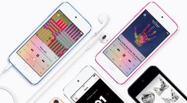 Dale marcha: los nuevos iPods ya son oficiales