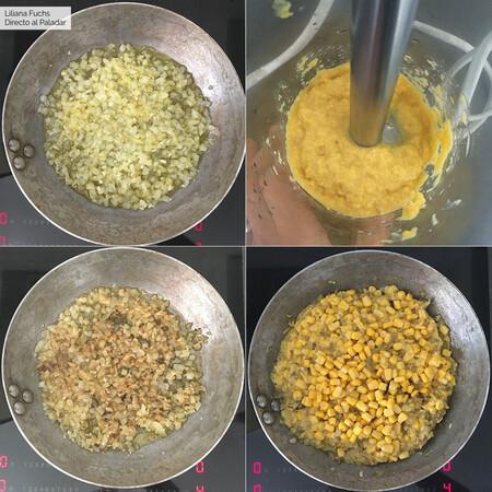 Curry de Maíz